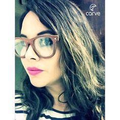 A @naila_lopes26 não brinca quando o assunto é estilo 👏 #usecarve  #carve #óculos #paraíba #praia #verão #óculosdesol #Óculosdemadeira #Estilo #design #originalidade #moda #nordeste #feriasnonordestebrasileiro #nordestebrasileiro #óculosnovo #oculossolar #joaopessoa #jp #pb