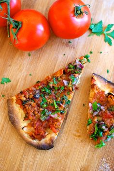 Receta de Lahmacun, pizza turca con Thermomix