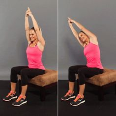Fast Morning Workout Routine - The Good Morning Workout Routine | Shape Magazine