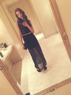 #style #blackdress