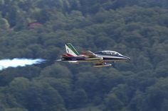 IMG_5568 (Walter G. Guidi) Tags: breitling sion air show aermacchi mb339 pan frecce tricolori