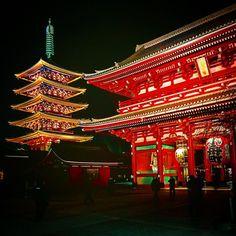 I Liked this Instagram: #tokyo #asakusa  #enjoy #friends #happy  #sky  #dinner  #Shrine  #東京 #浅草 #浅草寺 #散歩 #空  #友人 #夕食 #五重塔 #夜空  長旅に少々疲れてるのかな  2週間もトレーニングを休んでしまいました  体重もかなり落ちたかもしれない  今年はイビザ島にショップをオープンする予定なのでしっかりと身体を作りたいと思っているんですが 気力と体力と継続のバランスって本当に大変です  そろそろ始めないと夏のイビサに間に合わない  やってやろーぜ by jill_tomo