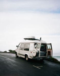 Model: 1995 GMC Vandura Location: Big Sur, CA