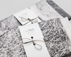 LAVA tea towels