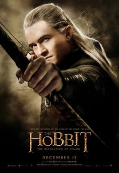 Orlando Bloom: 'Hobbit: The Desolation of Smaug' Character Posters!: Photo Check out Orlando Bloom as Legolas and Evangeline Lilly as Tauriel in these brand new character posters for their upcoming film The Hobbit: The Desolation of Smaug. Hobbit Desolation Of Smaug, Ian Mckellen, Legolas And Thranduil, Gandalf, Tauriel, Aragorn, Jrr Tolkien, Narnia, Movie Posters