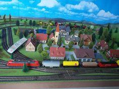 Modelleisenbahn H0 alles Digital PIKO Komplettanlage Eisenbahn