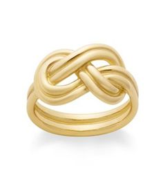 True Love Knot Ring | James Avery  -  14K  550