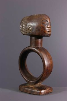 Lac Tanganyika, Sculpture, Art Object, Congo, African Art, Divination, Portraits, African, Objects