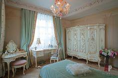 Baroque style bedroom F.lli Radice