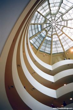 Guggenheim Museum- one of my favorite places in NYC