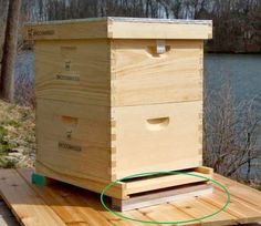 What is your tried-and-true method for weighing your #honeybee hive? #beehive http://honeybeesuite.com/a-new-way-to-weigh-your-hives/