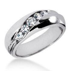 diamond engagement ring for men Simple Mens Engagement Rings