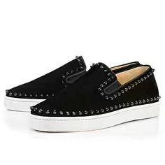 Christian Louboutin Zapato de barco baratas