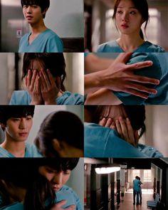 Drama Korea, Korean Drama, Choi Jin Ho, Seo Woo, Dramas, Ahn Hyo Seop, Romantic Doctor, Lee Sung Kyung, Drama Memes