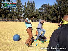 Old Mutual Hitting The Target Team Building Pretoria #TeamBuilding #OldMutual