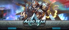 Aero War passa-se num futuro distante, onde o jogador escolha uma raça, constrói a sua frota espacial e explora o universo. O jogo é um MMORTS.