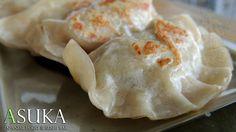 Gyosa. Traditional japanese food.