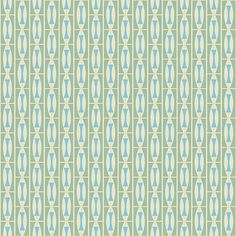 "Bradbury & Bradbury ""Grete"" wallpaper in Sea of Green"