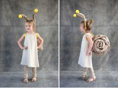 DIY Ideas:  Kids Halloween Costumes