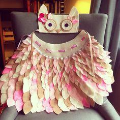 Owl Costume on Etsy, $30.00