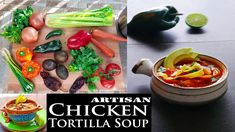 Artisan Chicken Tortilla Soup – Instant Pot & Slow Cooker