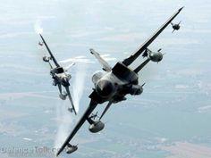 Tornado, fuerza aerea italiana.