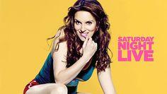 Saturday Night Live Alum - Tina Fey