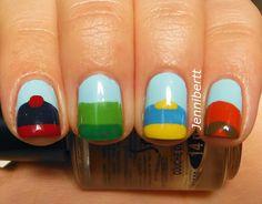 South Park Nails