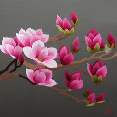 In Feng Shui, magnolias are symbolic of purity, nobility and strength of character. Magnolias are known as Mulan in Mandarin, a popular name in China. Magnolias are added to other symbols for emphasis, a figurative exclamation point. Pink magnolias are also known for symbolizing youth, innocence and joy.