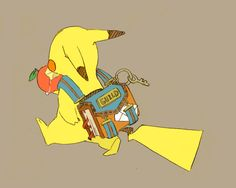 pokemon mystery dungeon Pikachu