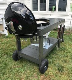 This item is unavailable Pick Up, Bbq Shed, Grill Table, Grill Cart, Trash Can Cabinet, Outdoor Grill Station, Weber Kettle, Picture Table, Backyard Fireplace