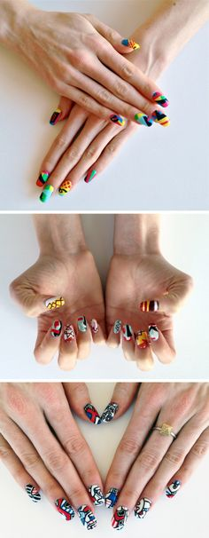 Your Next Manicure Will Be A Picasso