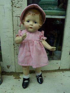 Vintage Patsy Type American Character Doll With by rustysecrets, $45.00