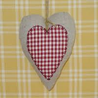 Image result for country heart cushions