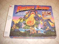 This was a favorite growing up!  The goal was to capture the jewel and make it off the island while dodging fireballs!