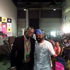 I and Noble Igwe of @360nobs
