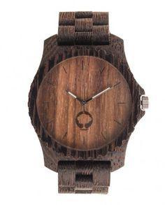 Wooden watches Plantwear - Urban Series - Wenge 1