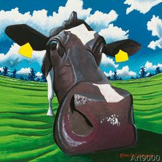 Eoin O´Connor - Cow I - THE SNIFFER