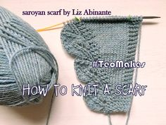 (26) How to knit the cable edge in DROPS 172-10 - YouTube