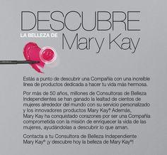 Querés formar parte de la gran familia Mary Kay? Contactáme y te explico cómo!