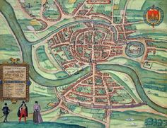 14 incredible old maps that will make you rethink how you see Bristol