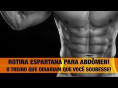 Calistenização #05 | Treino ESPARTANO para Trincar o Abdômen! Calistenia & Street Workout Brasil - YouTube