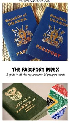 The ultimate guide to all your visa requirements & all you need to know about your passport African Countries, Previous Year, Free Travel, Passport, This Or That Questions, Blog, Blogging