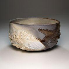 Tom Charbit | 'The Sailor' | Porcelain, natural ash glaze, woodfired at 1300°C (16 hours), Train Kiln, Lagorce, 15 October 2010, dxh: 14,5cm x 8cm, private collection (France) | www.tomcharbit.com