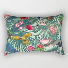 tropical fun nature  Rectangular Pillow