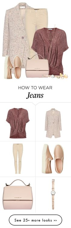"""Untitled #1059"" by majajevrem on Polyvore featuring Chloé, J Brand, maurices, American Eagle Outfitters, Charlotte Russe and Givenchy"