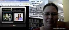 I love being able to listen to the HBRN where ever I go including the libraray. http://homebusinessradionetwork.com/c/KimPinder @homebusradio #hbrn