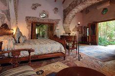 Habitaciones - Hacienda San Gabriel Las Palmas