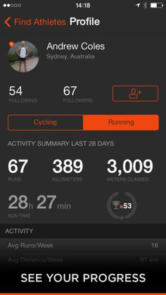 Strava App visceral: clean, sleek, cool, athletic look behavioral: main function easy to use, but lots of other different abilities, can be confusing reflective: self image of being fit more than just an amateu