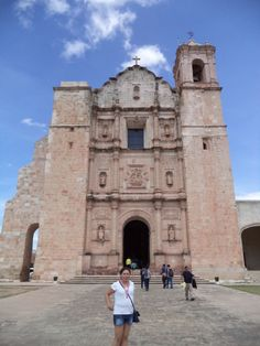 templo de yanhuitlán, oaxaca